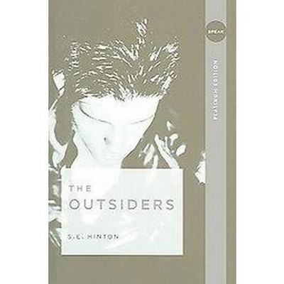 The Outsiders Paperback By S E Hinton Target