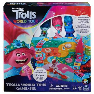 DreamWorks Trolls World Tour Game with Collectibles