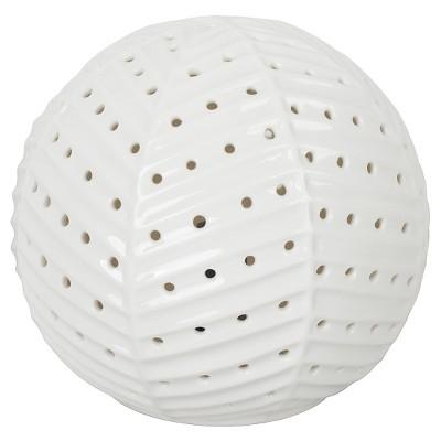 Herringbone Sphere Nightlight - Pillowfort™