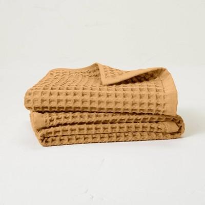 2pk Waffle Bath Towel Set - Casaluna™