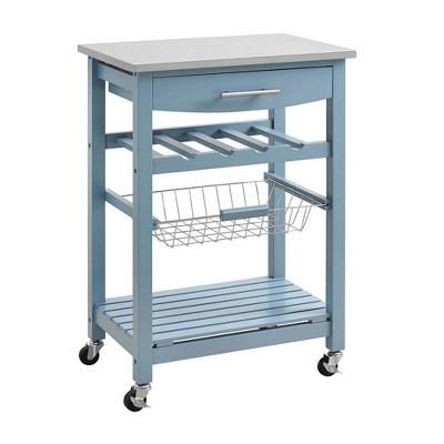 Clarke Kitchen Cart - Linon : Target