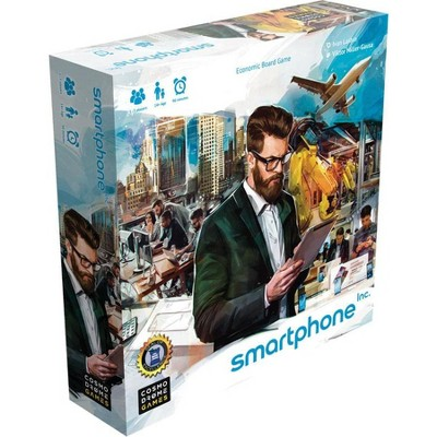 Smartphone Inc. (2nd Printing) Board Game