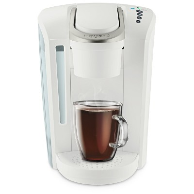 Keurig K-Select Single Serve Coffee Maker - Matte White