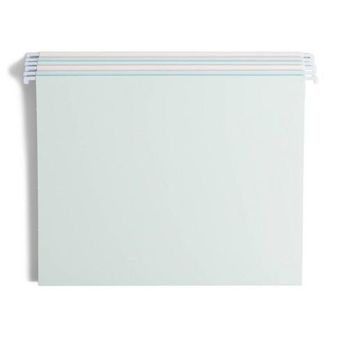 U Brands 6ct Hanging File Folders Pastel - image 1 of 3
