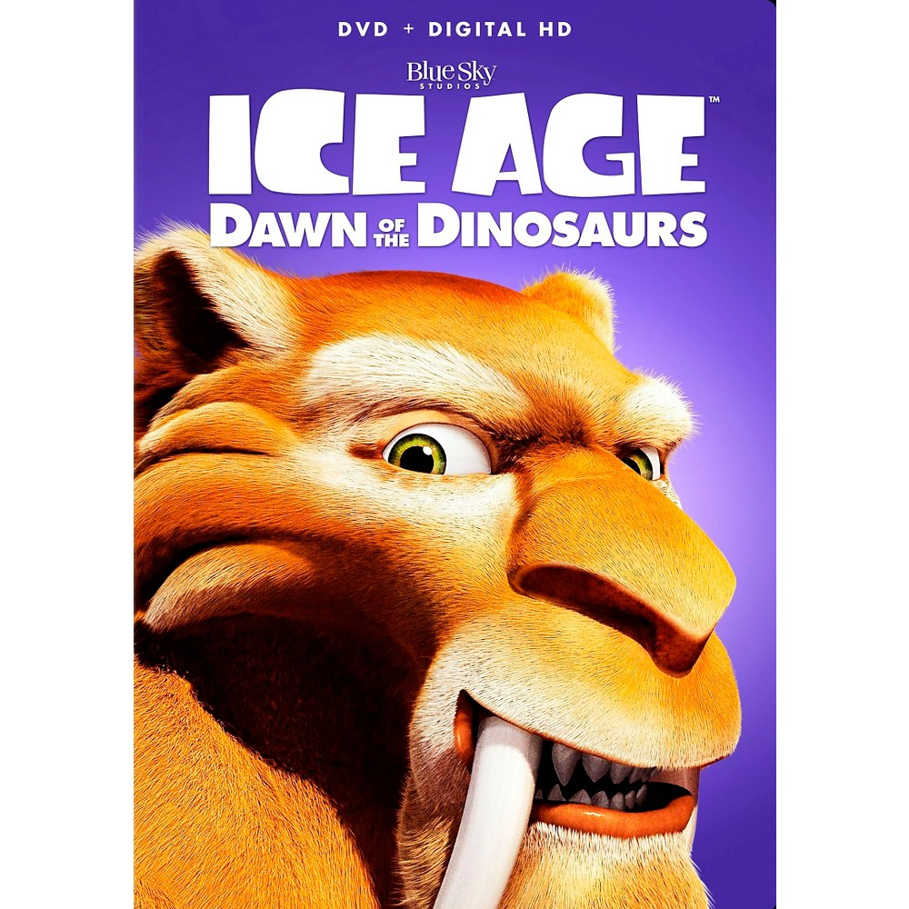 Ice age 3:Dawn of the dinosaurs (Dvd)