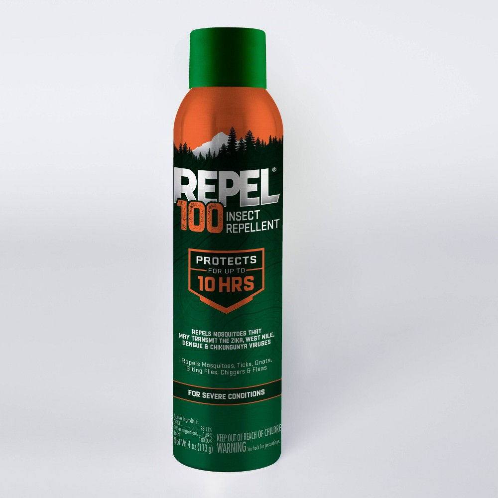 Image of Repel 100 Aerosol Insect Repellent