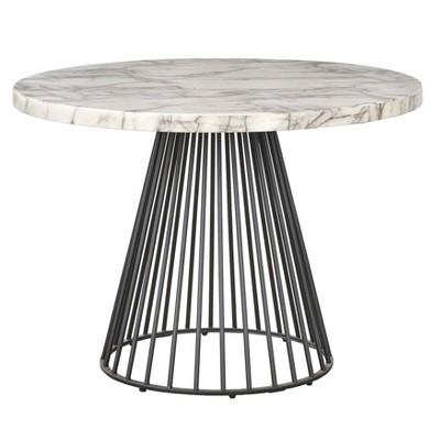 Indra Dining Table White - Lifestorey