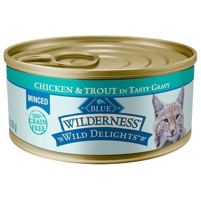 Cat Food: Blue Buffalo Wilderness Adult