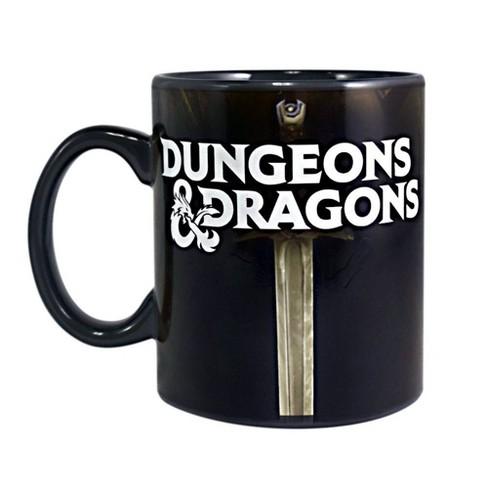 Dungeons & Dragons Heat Change Coffee Mug - image 1 of 4