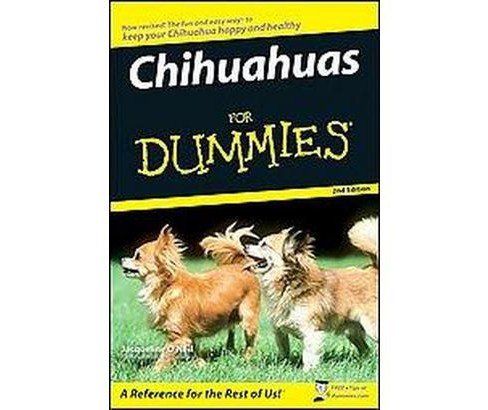 Chihuahuas for Dummies (Paperback) (Jacqueline O'Neil) - image 1 of 1