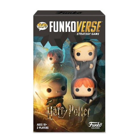 Pop Funkoverse Board Game Harry Potter 101 Expandalone Target