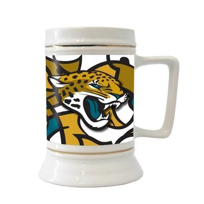 NFLxFIT Jacksonville Jaguars 28oz Ceramic Stein