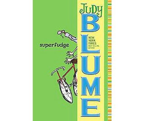 Superfudge (Paperback) by Judy Blume - image 1 of 1
