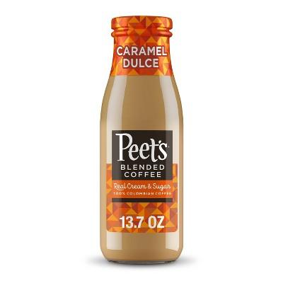 Peet's Coffee Iced Caramel Dulce - 13.7 fl oz Bottle