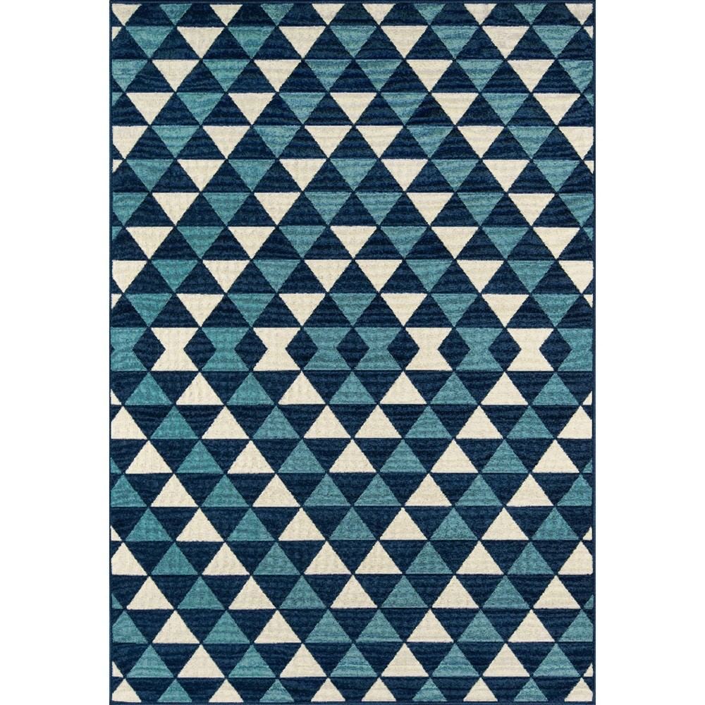 Indoor/Outdoor Anguilla Area Rug - Blue (8'-6 X 13')