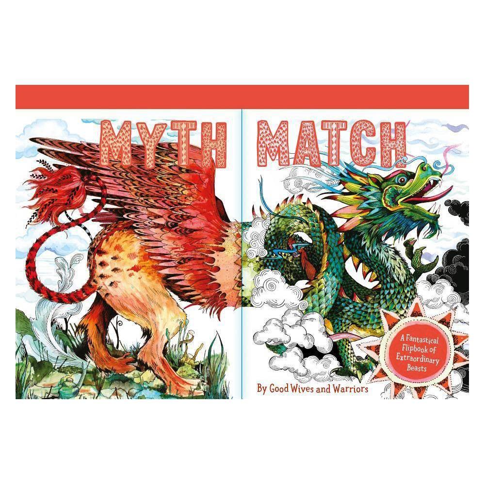 Myth Match Hardcover