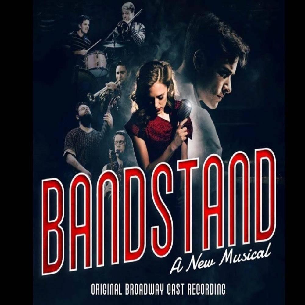 Original Broadway Cast Bandstand Cd