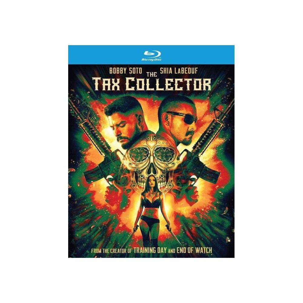 The Tax Collector Blu Ray