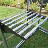 Heavy Duty Shelf Kit for the Greenhouses - Gray - Palram - image 3 of 4