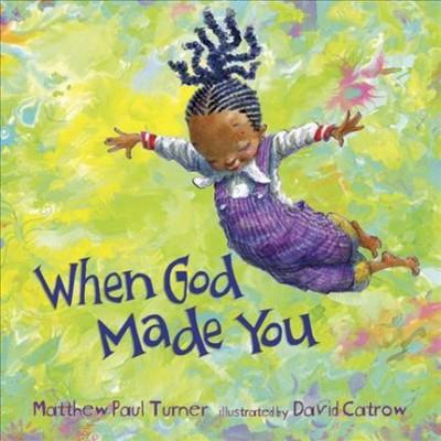 When God Made You (Hardcover)(Matthew Paul Turner)