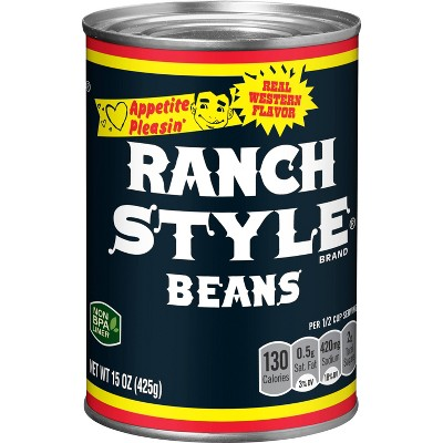Ranch Style BBQ Beans 15oz