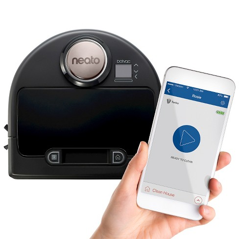 Neato Botvac Connected Wi-Fi Enabled Robotic Vacuum - image 1 of 7
