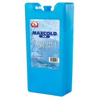 Igloo MaxCold Refreezable Ice Block - Large