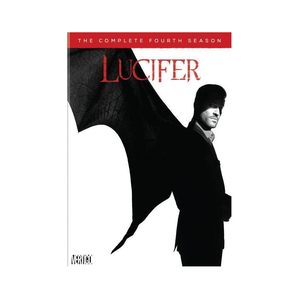 Lucifer: The Complete Fourth Season (DVD) was $24.99 now $14.99 (40.0% off)