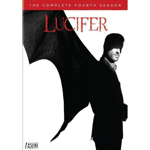 Lucifer: The Complete Fourth Season (DVD) - image 1 of 1