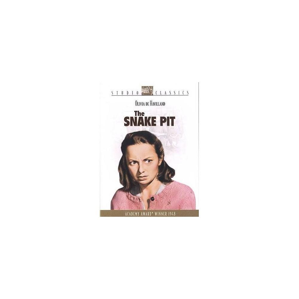 Snake Pit (Dvd), Movies