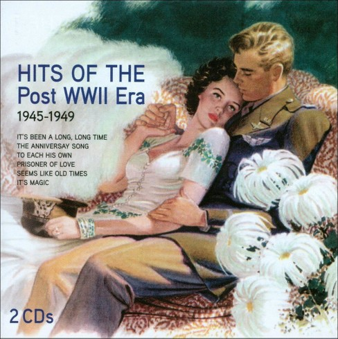 Various - Hits of the post wwii era:1945-1949 (CD) - image 1 of 1