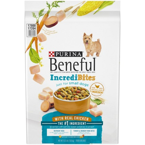 Purina® Beneful® IncrediBites With Chicken Dry Dog Food - image 1 of 5