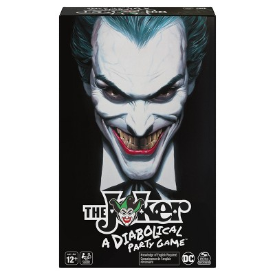 Spin Master Games The Joker - A Diabolical Party Game