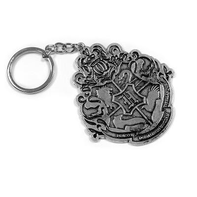 Seven20 Harry Potter Hogwarts Crest 3 Inch Diecast Keychain