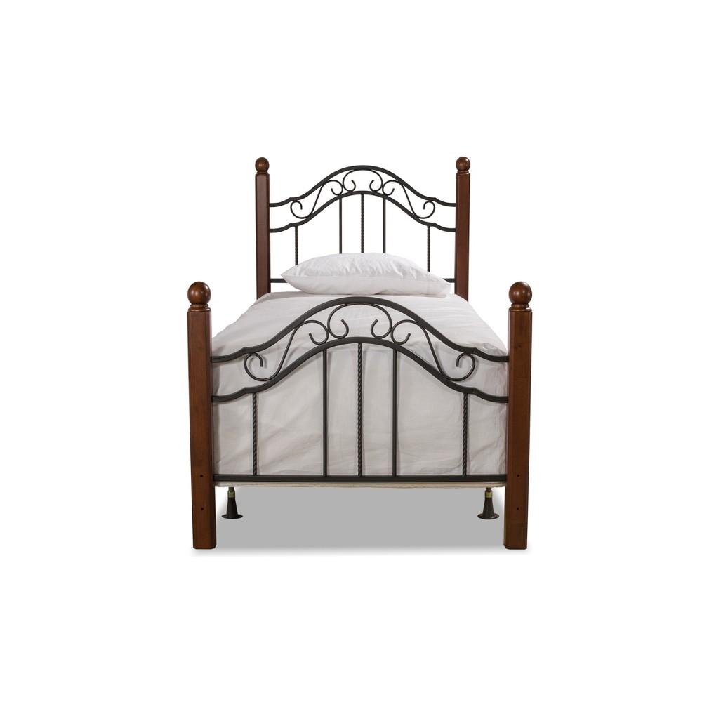 Full Madison Bed Set Black - Hillsdale Furniture