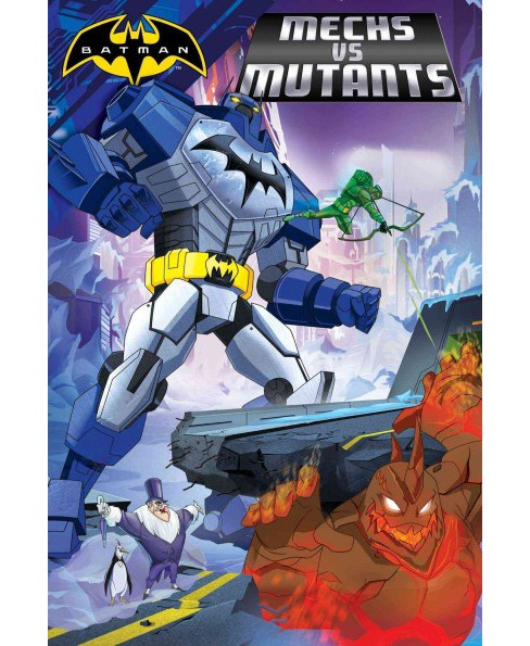 Mechs Vs Mutants (Hardcover) - image 1 of 1