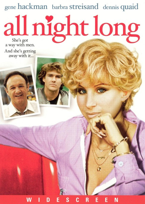 All night long (DVD) - image 1 of 1