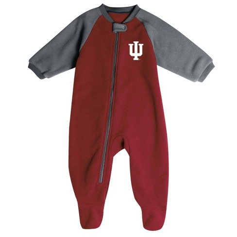 NCAA Indiana Hoosiers Infant Blanket Sleeper - image 1 of 2
