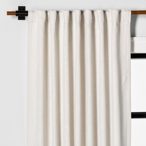 Fresno Curtain Panel - Hearth & Hand™ with Magnolia - image 1 of 4