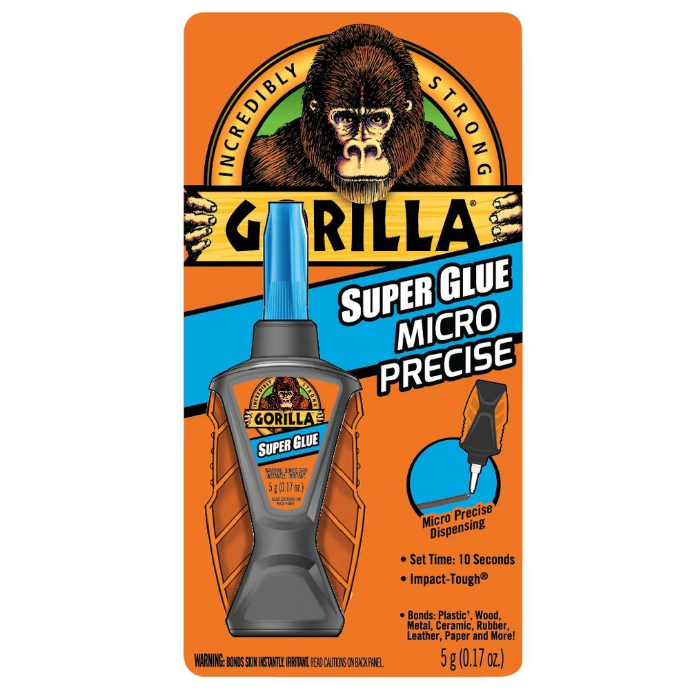 Image of Gorilla Glue 5g Clear, glue
