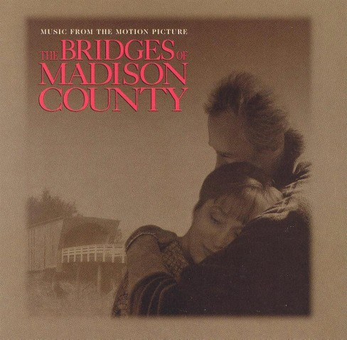 Artist not provided - Bridges of madison county (Ost) (CD) - image 1 of 1
