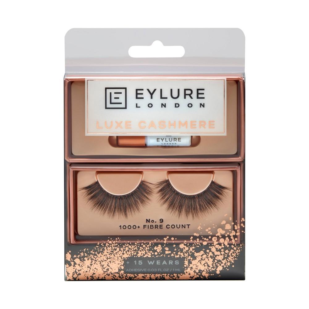 Image of Eylure Luxe False Eyelashes Cashmere No9 - 1pr