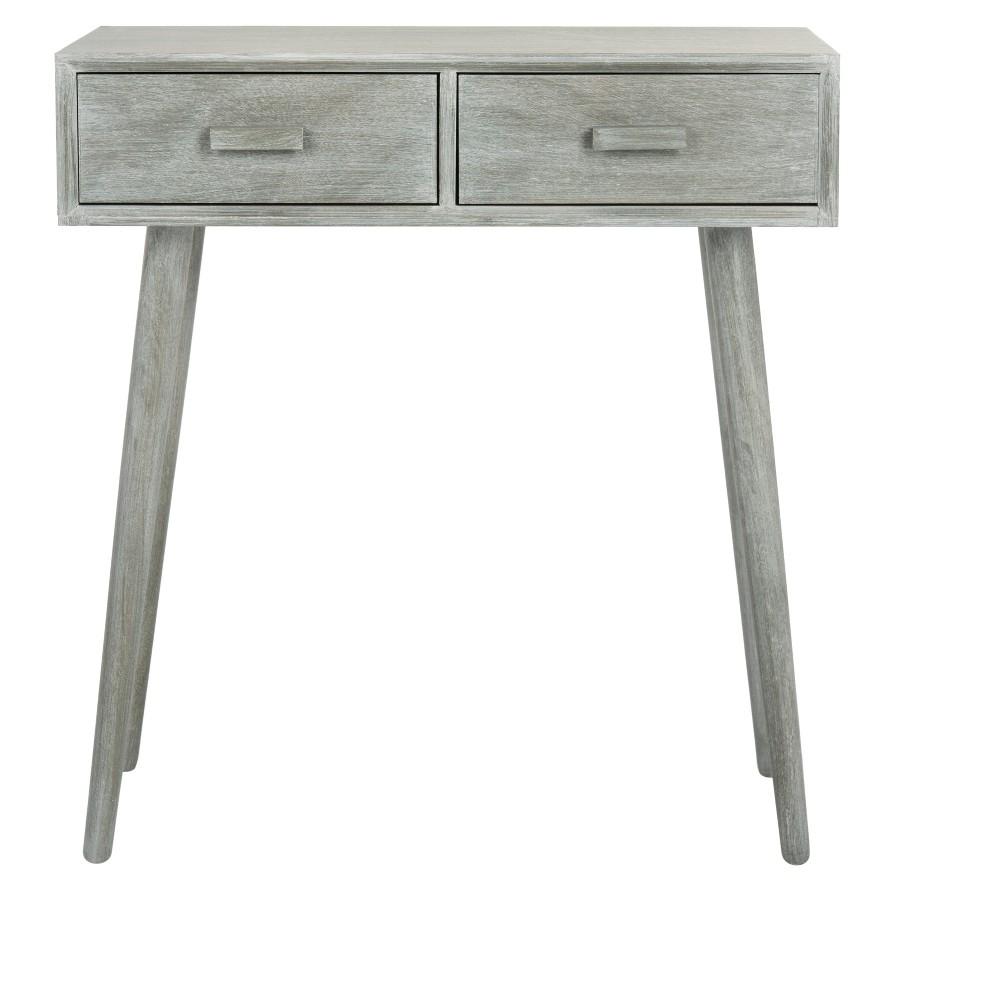 Vanity Table Slate (Grey) Gray - Safavieh