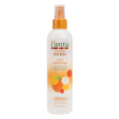 Hair Styling: Cantu for Kids Curl Refresher