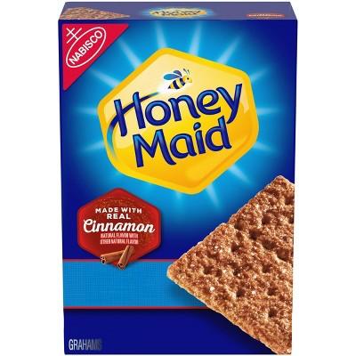 Honey Maid Cinnamon Graham Crackers - 14.4oz