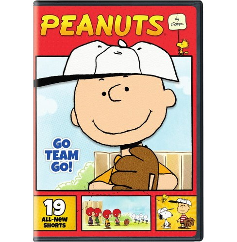Peanuts By Schulz:Go Team Go (DVD) - image 1 of 1