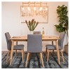 """Orrin 60"""" 5 - Piece Dining Set - Christopher Knight Home - image 2 of 4"""