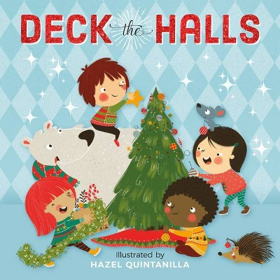 Deck the Halls - by Running Press (Board_book)