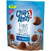 Chips Ahoy! Thins Bites Fudge Dipped Cookies - 6oz - image 3 of 3