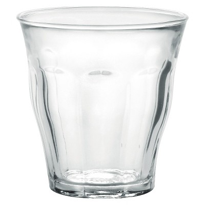 Duralex - Picardie 7 3/4 oz Glass Set of 6 - Clear